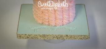 Buttercream Swirls Smash Cake